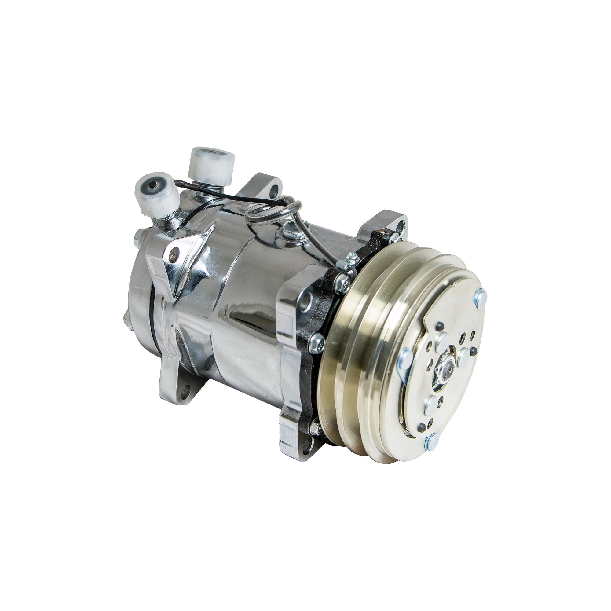 Sanden 508 Style A/C Compressor