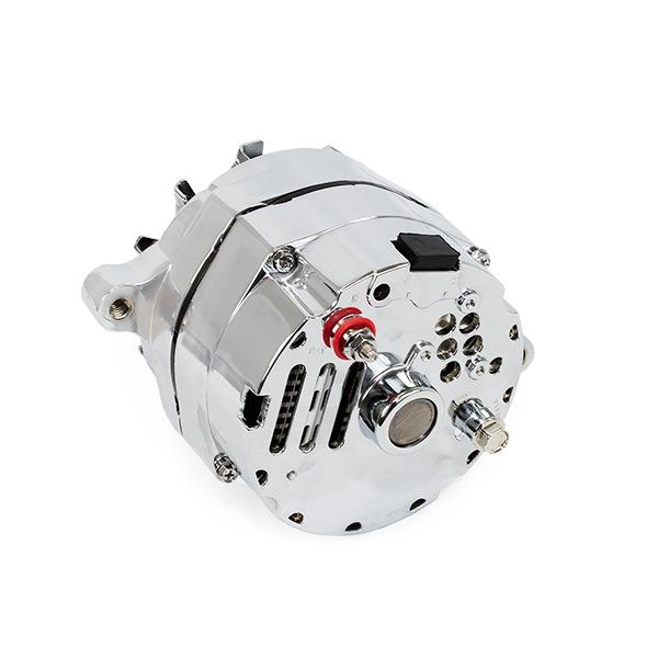 ford 1 wire alternator wiring ford 1g style 110amp 1 wire alternator - complete auto #12