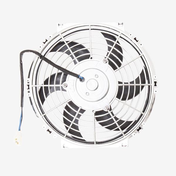 12 u0026quot  radiator fan