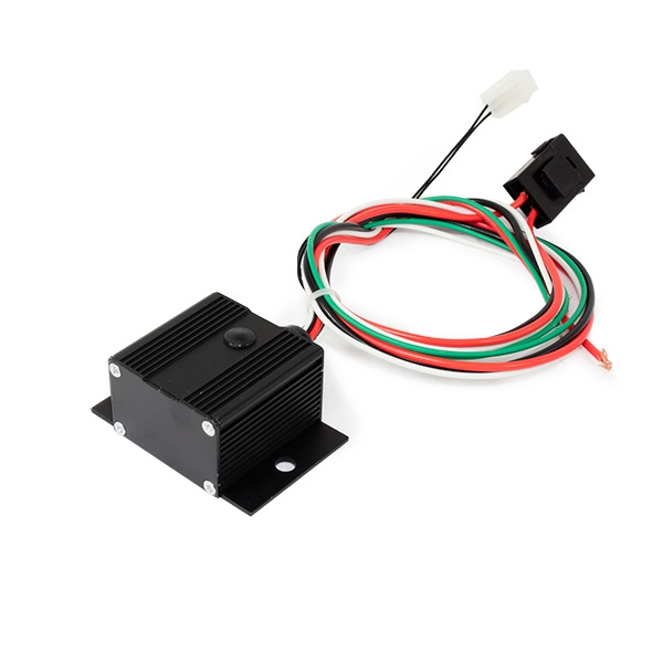 Adjustable electric fan controller wiring harness kit