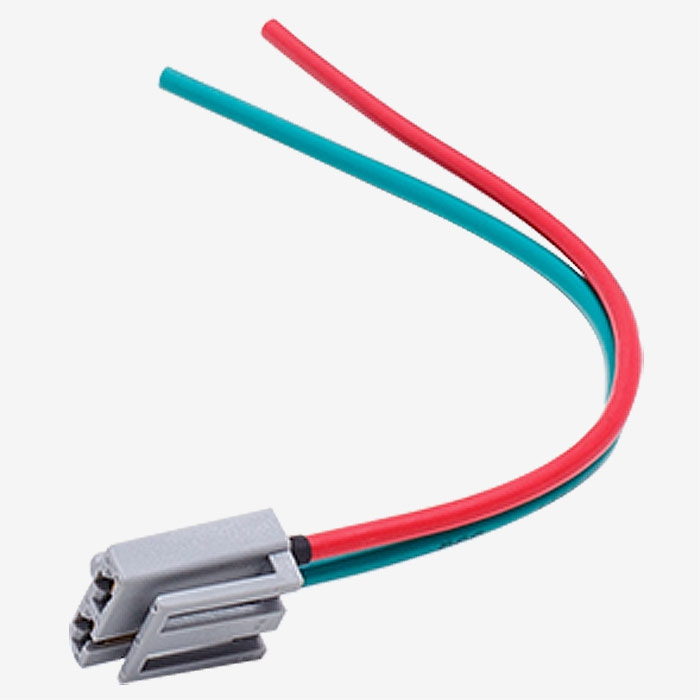 jm6933 a one piece power & tachometer wiring harness for hei distributors hei distributor wiring harness at gsmportal.co